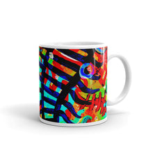 Load image into Gallery viewer, Abstract Track's Coffee Mug