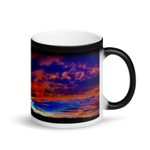 Load image into Gallery viewer, Sunset Of My Love 11oz Matte Coffee Mug