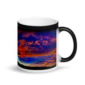 Sunset Of My Love 11oz Matte Coffee Mug