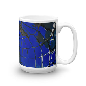 Inside World Looking Out Coffee Mug