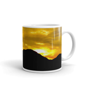 Sunrise Mountain Coffee Mug
