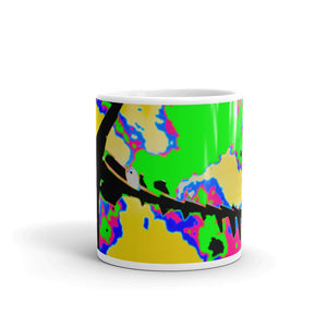 One of a Kind Plane Coffee Mug