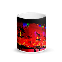 Load image into Gallery viewer, Special Delivery Matte Black Magic 11oz Coffee Mug