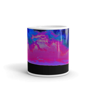 Lightning Storm Clouds Mug