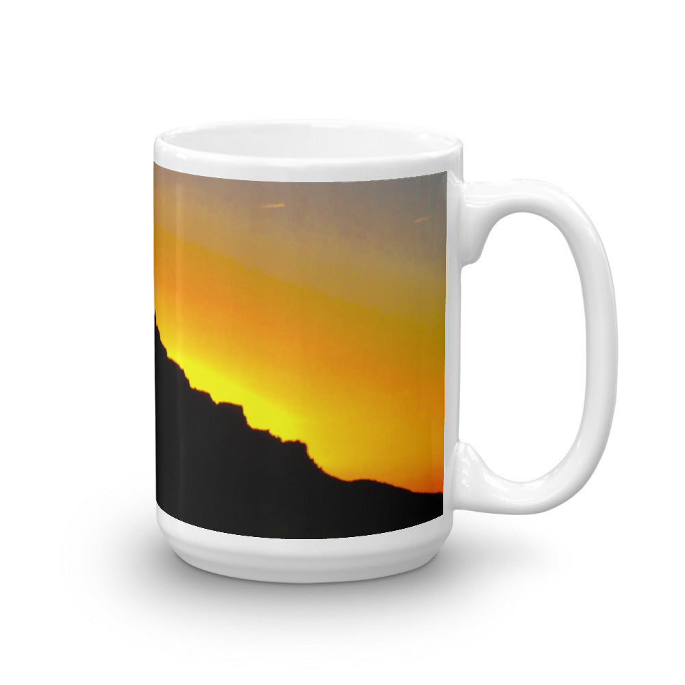 Moab Sunset Coffee Mug