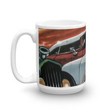 Load image into Gallery viewer, Classic Auto Back in the Day 15oz Coffee Mug