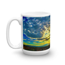 Load image into Gallery viewer, Sunset Mountain Vista 15oz Coffee Mug