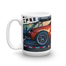 Load image into Gallery viewer, Hitched A Ride 15oz Coffee Mug