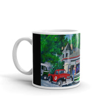 Load image into Gallery viewer, Old School Gas Station 11oz Coffee Mug