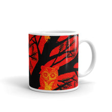 Load image into Gallery viewer, Spooky Tree Coffee Mug