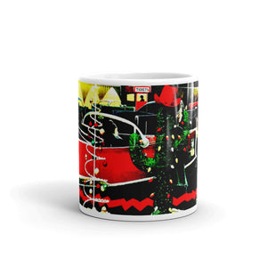 Drive Inn Old School Coffee Mug