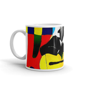 Jazz Man Coffee Mug