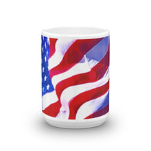 Load image into Gallery viewer, American Flag #1 Coffee Mug