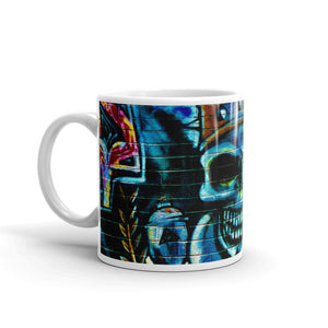 Skeleton King Coffee Mug
