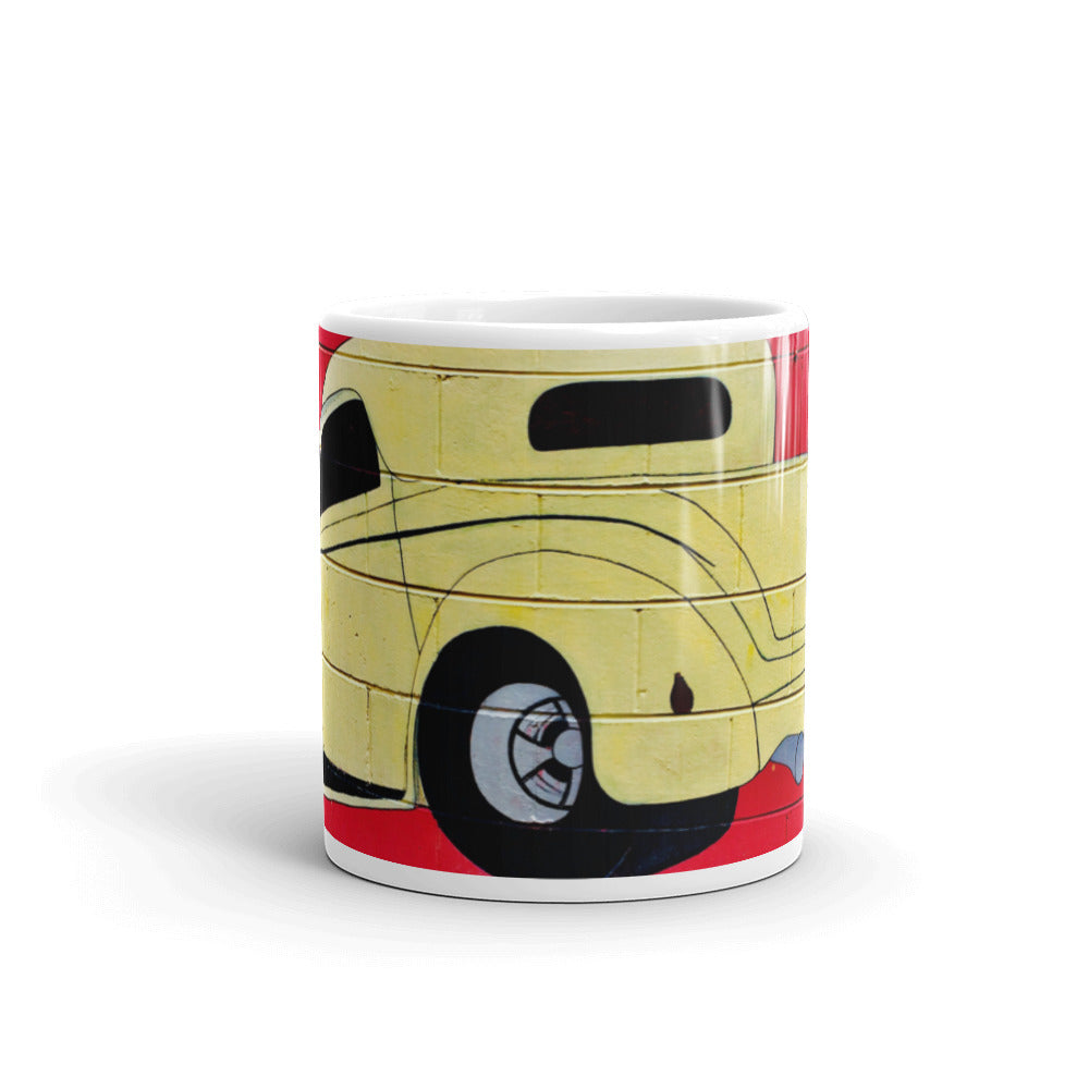 34 Ford Roadster Coffee Mug