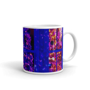 Christmas Window Lights Mug