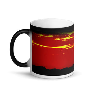 Bonnie Springs Sunset Matte 11oz Coffee Mug