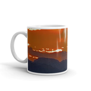 Sunset Carnegie 11oz Coffee Mug