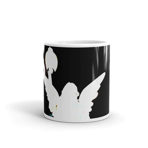 Ghost Angel Coffee Mug