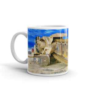 Jaws Of Construction Coffee Mug