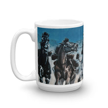Load image into Gallery viewer, Wild Horses Under Control Mug