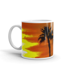 Warm Springs Palms Mug