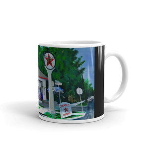 Old School Gas Station 11oz Coffee Mug