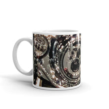 Load image into Gallery viewer, Motorcycle Headlights Coffee Mug