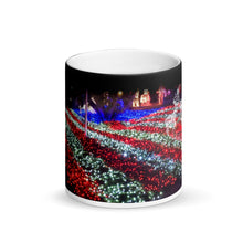 Load image into Gallery viewer, Xmas American Flag Matte Coffee  Mug