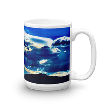 Load image into Gallery viewer, Blue Clouds Mountain Mug