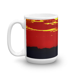 Bonnie Springs Sunset Coffee Mug