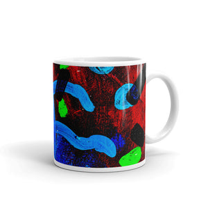Wheels in the Sky Mug