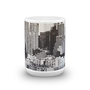 New York City 15 oz Coffee Mug