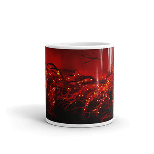 Halloween Lights Coffee Mug