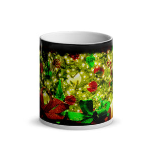 Christmas Ornaments Glossy Magic 11oz Coffee Mug