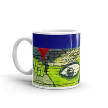 Load image into Gallery viewer, Who Could It Be Now Coffee Mug