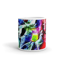 Load image into Gallery viewer, Multi Colored Pansies Mug