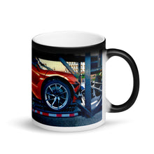 Load image into Gallery viewer, Hitched a Ride 11oz Matte Coffee Mug