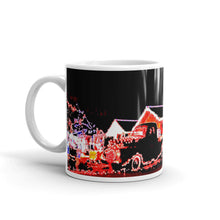 Load image into Gallery viewer, Christmas Pickup Truck Lights Mug