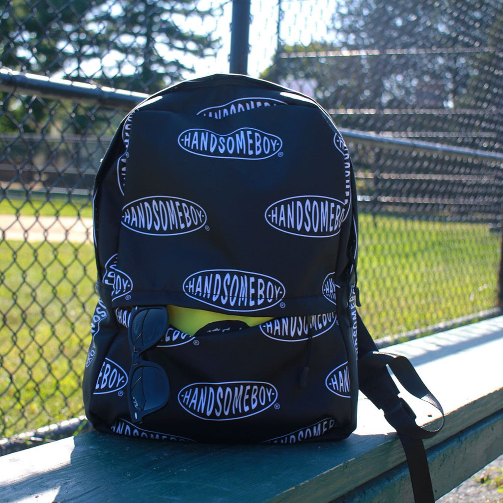 THE ALL NEW HANDSOMEBOY® ORIGINALS BACKPACK: