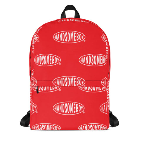 HANDSOMEBOY® ORIGINALS AOP BACKPACK - CHERRY POP