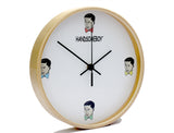 MR. MASON WAL CLOCK
