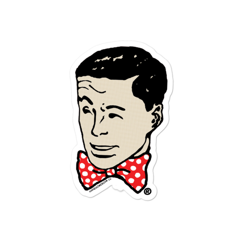 HANDSOMEBOY® MR. MASON STICKER