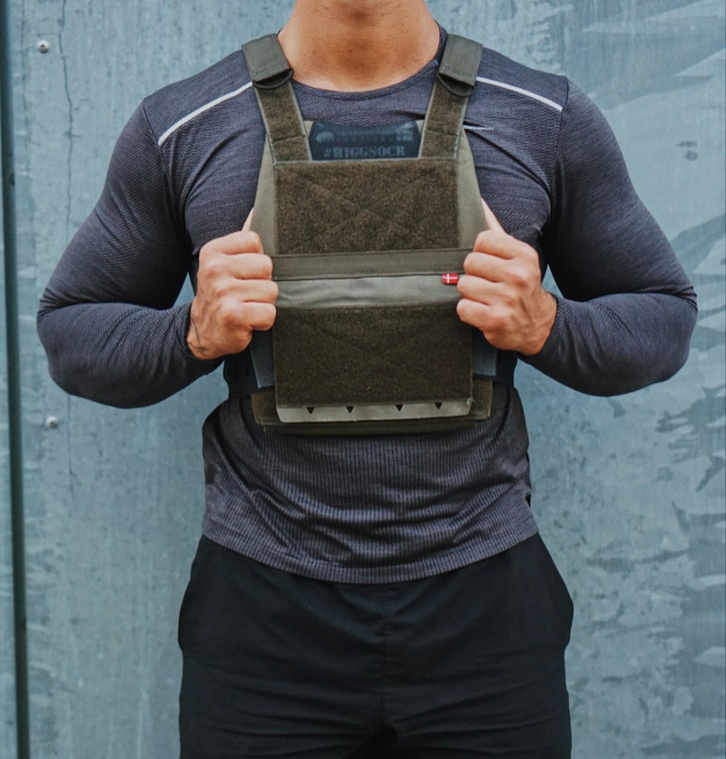 Higgs OCR - Weight Vest - MultiCam Original