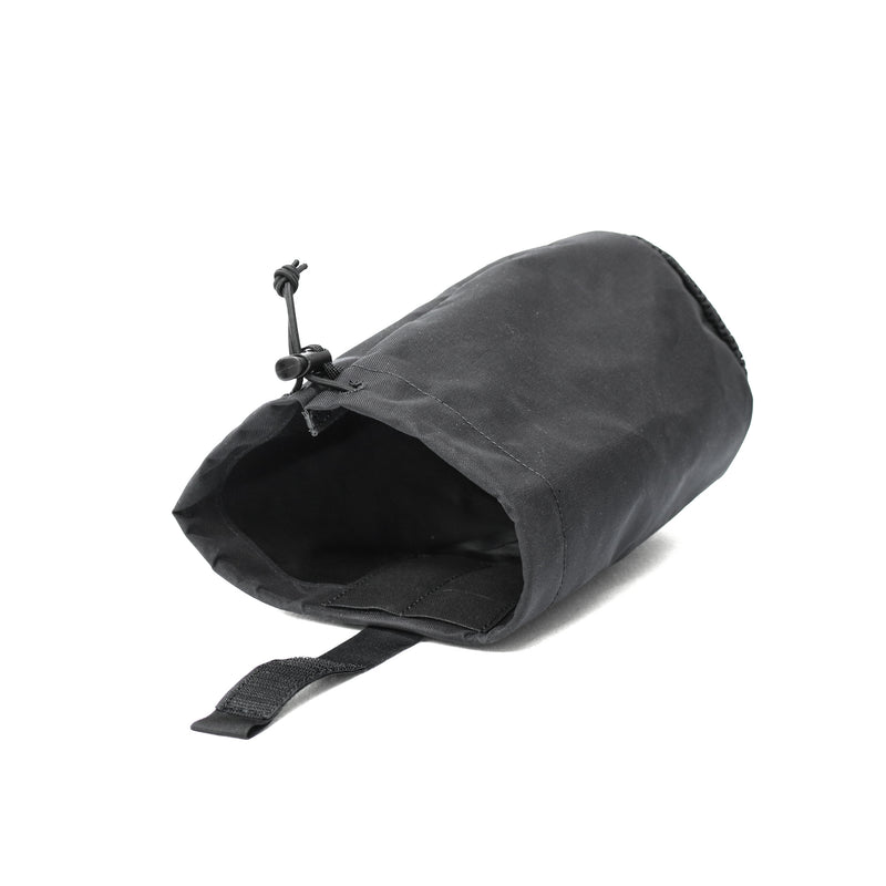 Light Weight Dump Pouch - Black