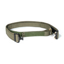 Quantum - Duty & Gunfighter Belt - Ranger green- Cobra Buckle Metal + Micron - Inner belt- Ranger green