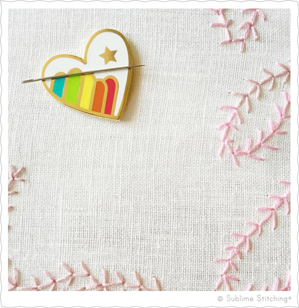 HOOP FLAIR Magnetic Needle Minders from Sublime Stiching
