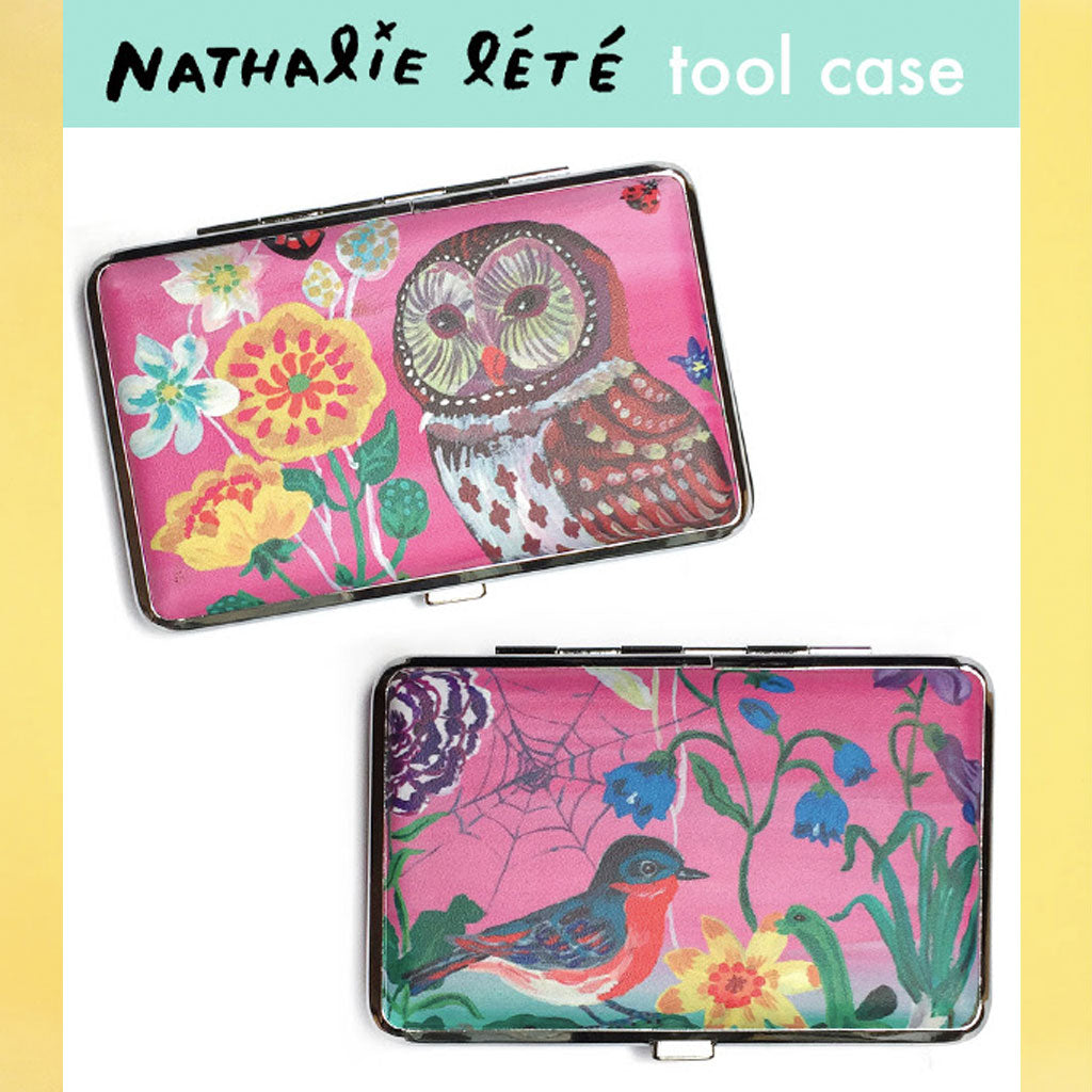 Nathalie Lete Sewing Case from Sublime Stitching