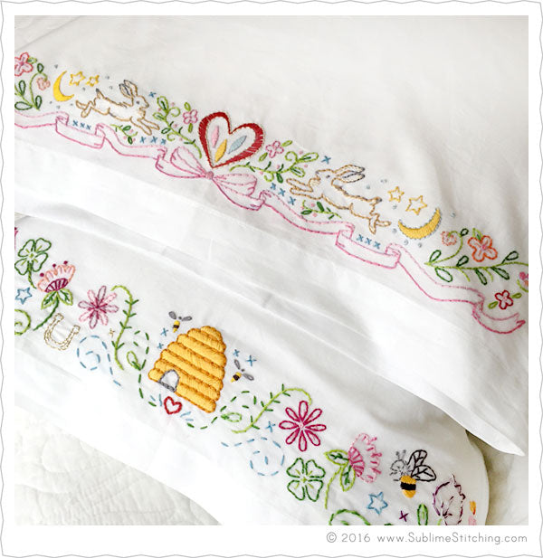 New Embroidery Patterns Sublime Borders Sublime Stitching