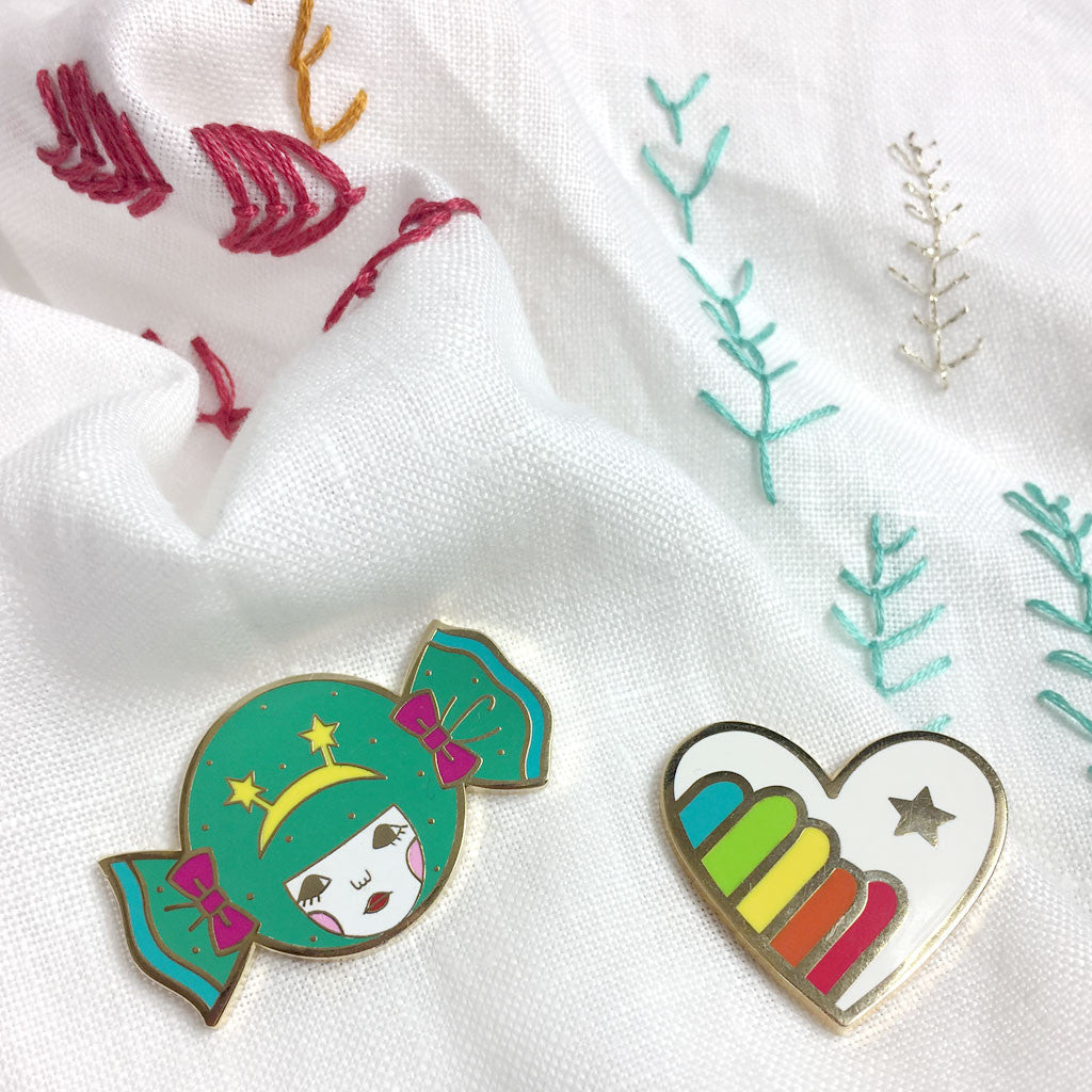 Sublime Stitching Hoop Flair™ Needle Minders
